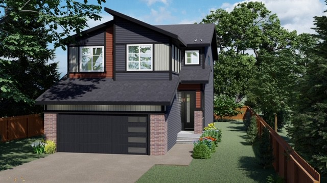 Mount Rundle Show Home